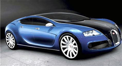 Four Door Bugatti by Four Door Bugatti Veyron The Royale
