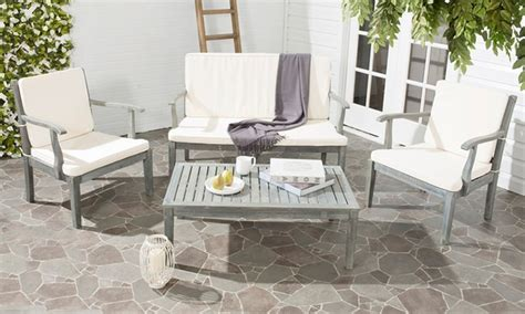 malibu outdoor furniture malibu outdoor furniture set groupon goods