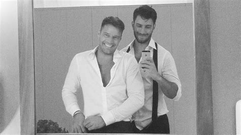 Ricky Martin Is Engaged to Boyfriend Jwan Yosef!   Martha Stewart Weddings