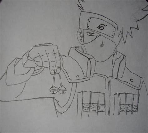 imagenes para dibujar kakashi mis dibujos a lapiz anime taringa