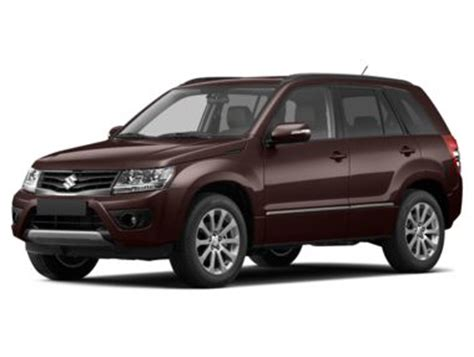 Suzuki Vitara Reliability 2013 Small Suv Reliability Ratings Autos Weblog