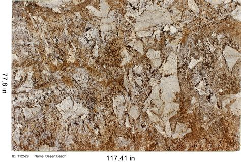 Desert Beach   C&D Granite