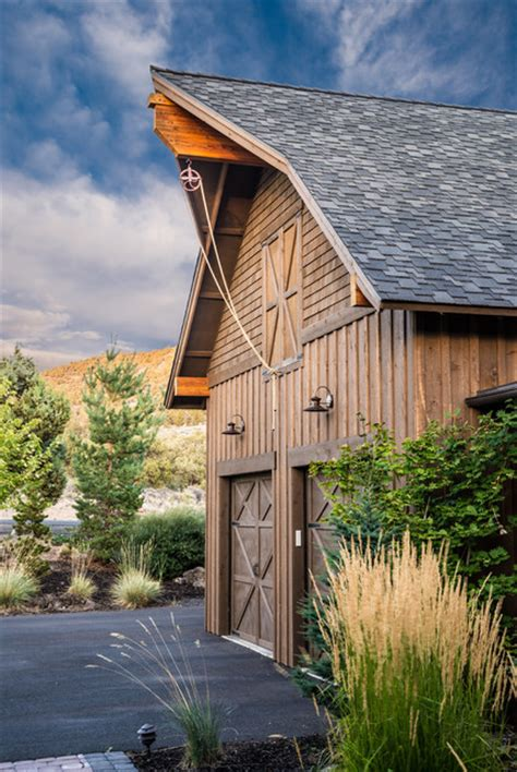 rustic barn designs pole barn designs garage and shed rustic with bar doors