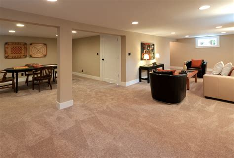 finished basement photo by barefoot studios