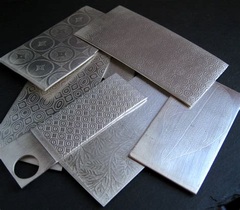 silver sheets for jewelry uk rolling mill textures on metal
