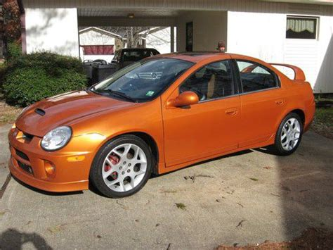 auto air conditioning service 2005 dodge neon security system find used 2005 dodge neon srt 4 sedan 4 door 2 4l in hot springs village arkansas united