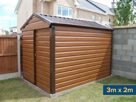 steel sheds insulated steel sheds steel garden sheds