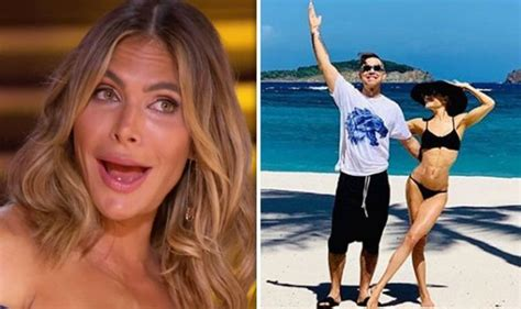 celebrity juice couples special 2018 ayda field x factor 2018 posts sexy bikini pic after