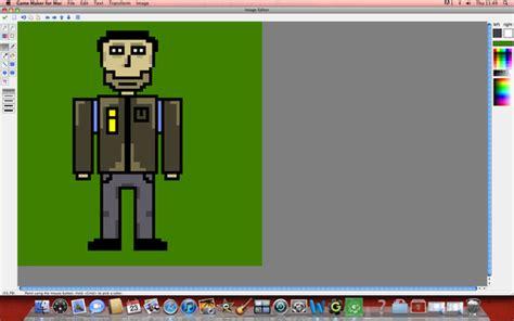game maker layout game maker light character design