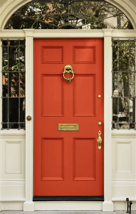 Best Front Door Colors by Ten Best Front Door Colours For Your House Killam