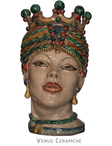 teste di 31 fantastiche immagini su teste di moro ceramica