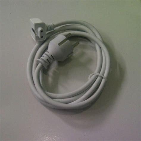 Kabel Listrik Lubang Tiga Untuk Desktop Cpu 1 2m Jual Kabel Listrik Ac Apple Macbook Magsafe Original Adam Computer