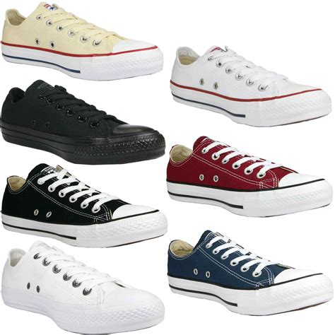 what are basketball shoes called converse chucks all ox canvas schuhe sneaker diverse