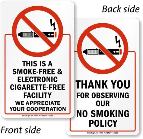 no smoking sign without cigarette no e cigarette signs electronic cigarettes prohibited sign