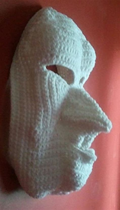 pattern white bandit mask price white mask base full forehead crochet pattern by lori