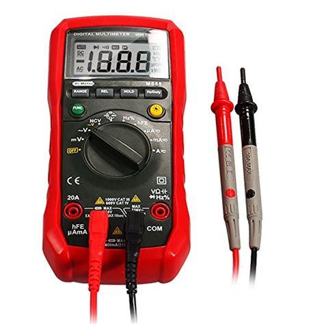 Multimeter Constant 89 dr meter digital multimeter tester non contact voltage detection multi meter standard