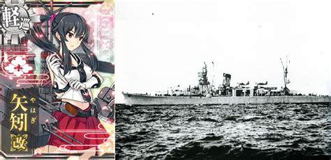 original battleship yahagi crew member meets  ships