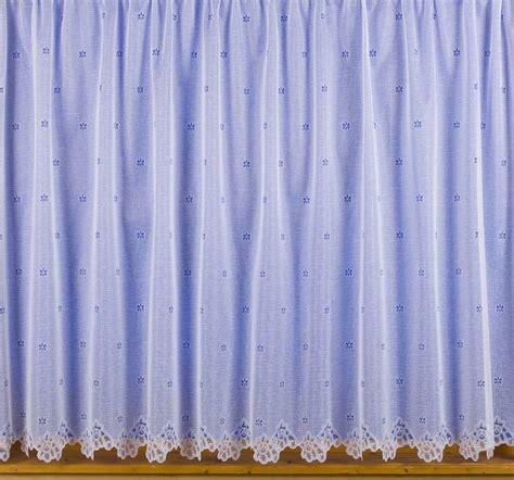 102 inch drop curtains annabelle white net curtain priced per metre net