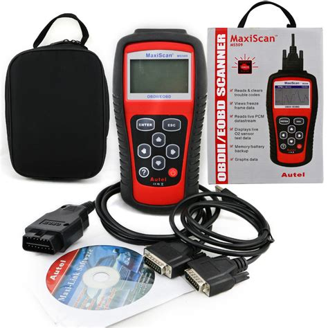 Xhw 07o Diagnostic Interface Automotive Scan Car Tool Scanner Work On 3 autel maxiscan ms509 obdii ebod scanner can code reader car diagnostic tool in code readers