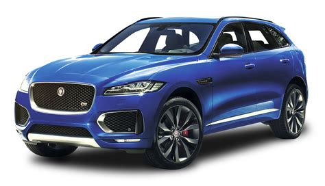 jaguar car png blue jaguar f pace car png image pngpix