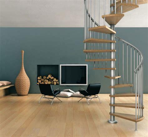 escalera de caracol para un interior moderno im 225 genes y fotos