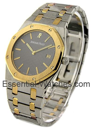 Audemars Piguet Royal Oak Premium 2 4100sa 0 0477sa 01 audemars piguet royal oak automatic 2 tone essential watches