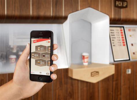kiosk design maker briggo coffee haus smart kiosk order and make your