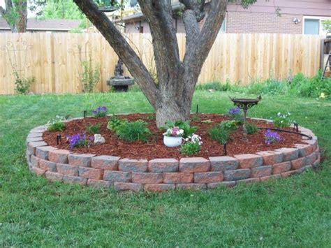 Garden Ideas Around Trees 15 Diy Favorite Backyard Garden Ideas For This Summer