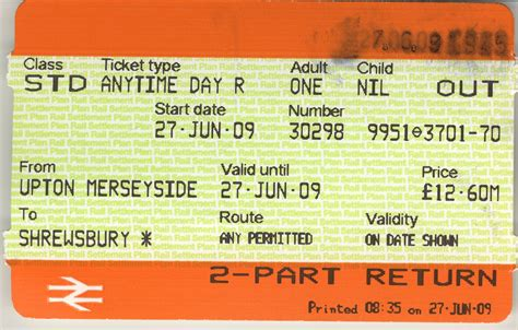 printable train tickets uk image gallery train tickets
