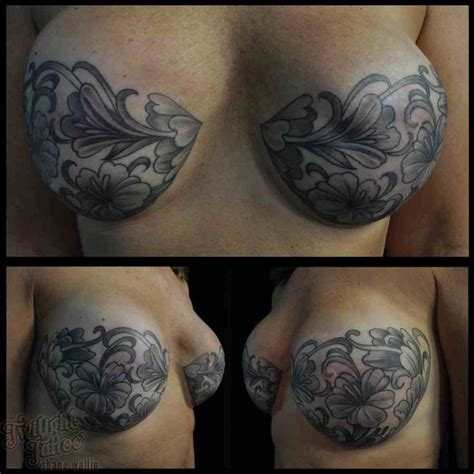 tattooed nipple after mastectomy 92 best flat fabulous tattoos images on