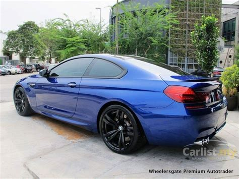 bmw m6 sedan bmw m6 2013 4 4 in selangor automatic sedan blue for rm