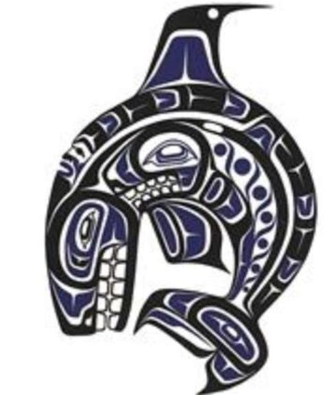 pacific northwest tattoo designs nations killerwhale design pacific northwest