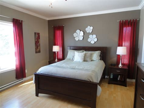 mastering the way of red bed curtains is not an accident alluring 90 bedroom red walls ideas inspiration of best