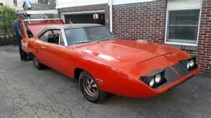 1969 Dodge Superbird For Sale Plymouth Superbird Available On Craigslist Cheap