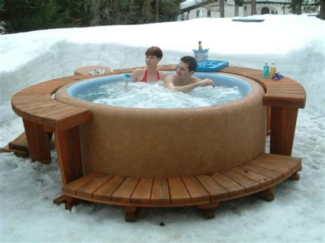 portable jacuzzi bathtub portable whirlpool for indoor or outdoor great joy hum ideas