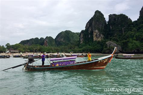 buy a boat thailand how to get from krabi town ao nang to railay beach