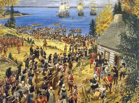 history of new year in canada was the acadian expulsion justified all about canadian