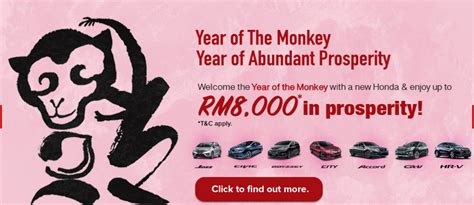 new year promotion honda monthly promotion 187 my best car dealer discount