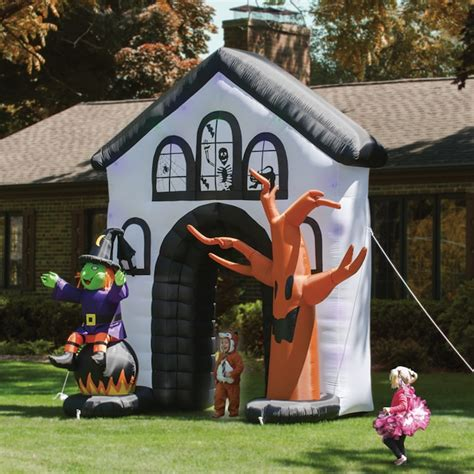 inflatable haunted house howling inflatable haunted house craziest gadgets