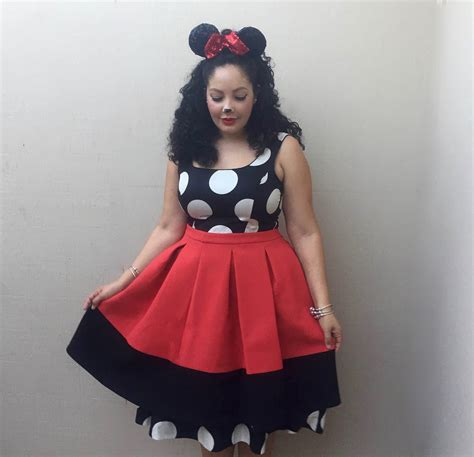 Dress Jw 13 Minnie Mouse D mickey and minnie mouse