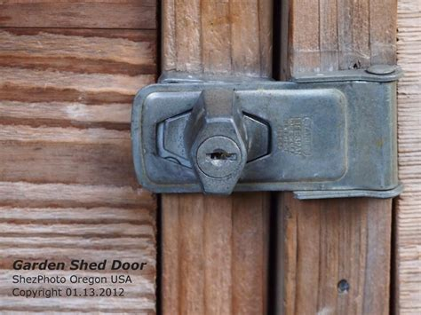 345days shezphoto 21 garden shed door latch shezphotoz