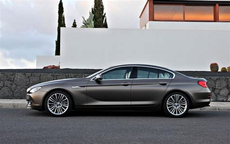 Bmw 6 Series 2014 by 2014 Bmw 6 Series Gran Coupe Information And Photos