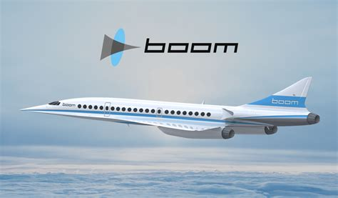 Affordable Home Building by Boom Supersonic Passenger Airplanes