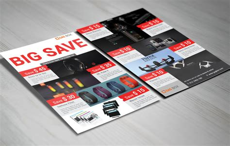 product layout sle psdidol free psd flyers design brochures design