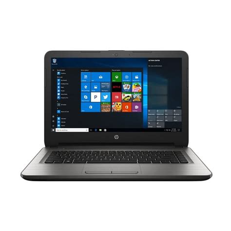 jual hp 14 an029au notebook amd a4 7210 4gb 500