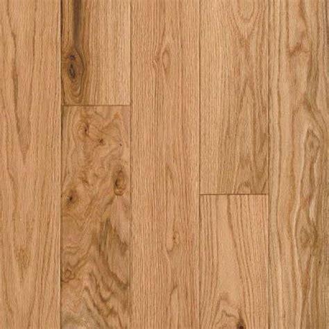 bruce  home sample american vintage natural red oak engineered scraped hardwood flooring
