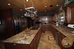 hunting lodge kitchen at texas elk hunting photos texas