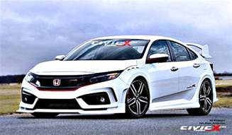 Honda Civic Background Hd Wallpaper 10 Modefied Honda Civic Hd 2017 Turbo Type R