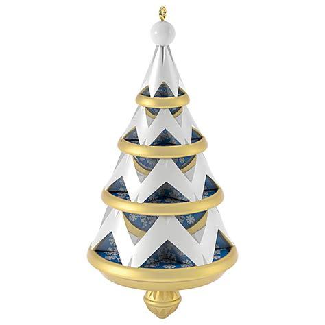 hallmark ornaments 2016 kaleidoscope tree hallmark keepsake ornament hooked