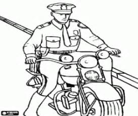 police coloring pages printable games 2